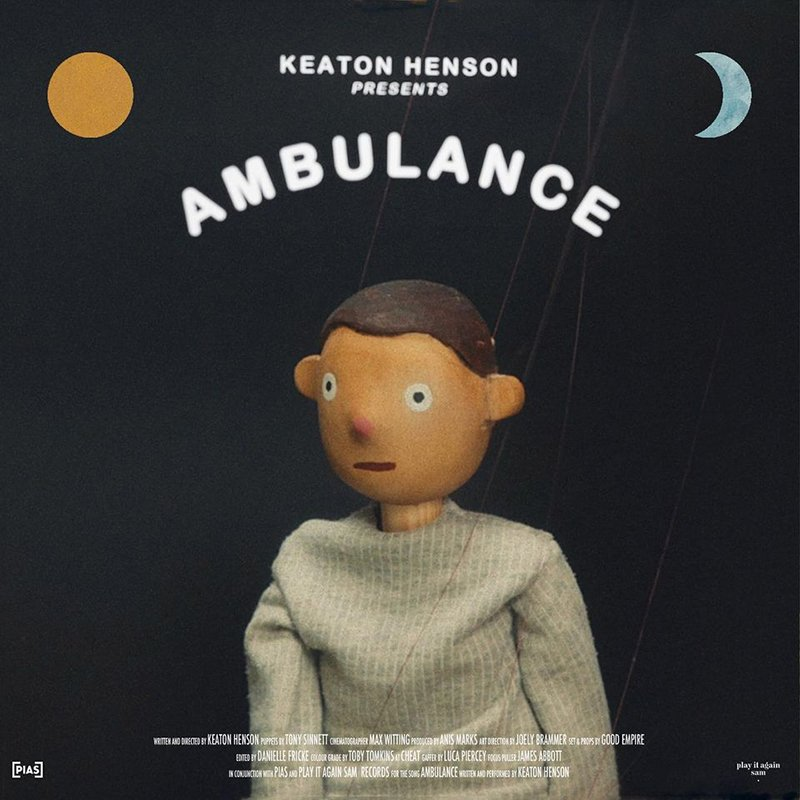 Keaton Henson – Ambulance (Video)