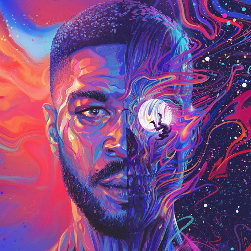 Kid Cudi – Man On The Moon III: The Chosen (Album)