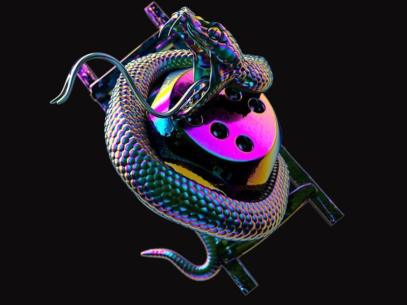 Chip – Snakes & Ladders (Mixtape)