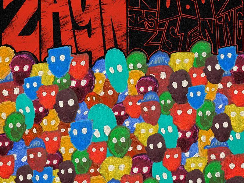ZAYN – Nobody Is Listening (Album)