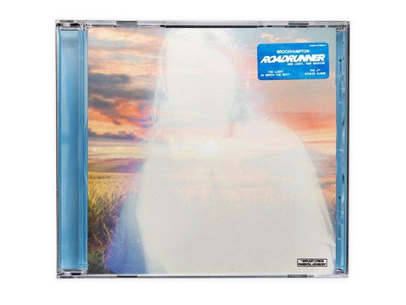 BROCKHAMPTON – ROADRUNNER: NEW LIGHT, NEW MACHINE (Album)