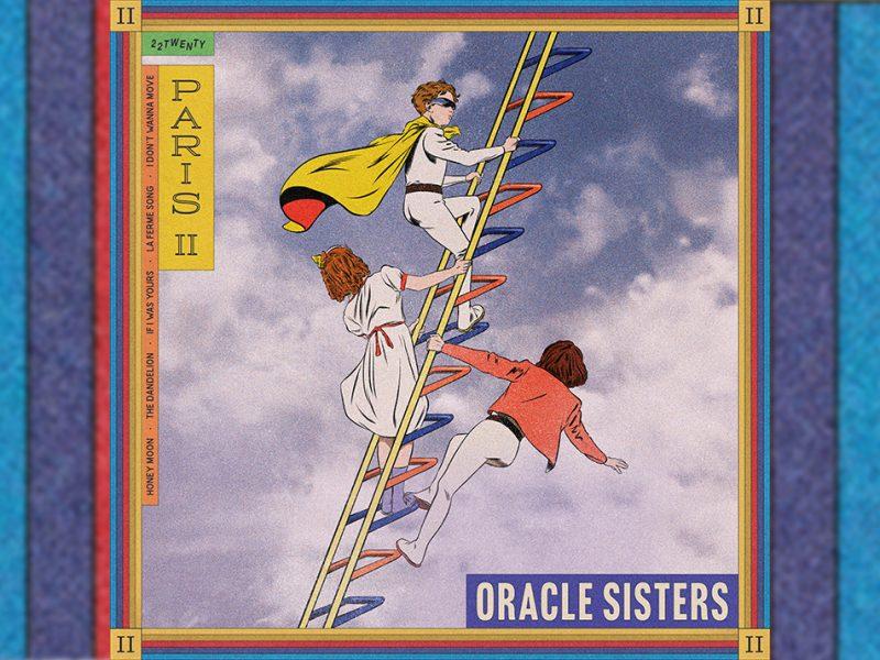 Oracle Sisters – Paris II EP