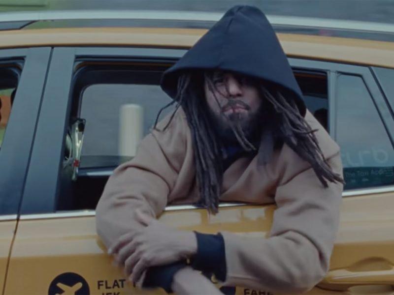 J. Cole – p u n c h i n ' . t h e . c l o c k (Video)