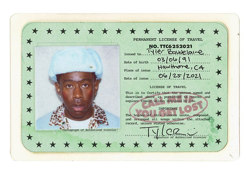 Tyler, The Creator – CALL ME IF YOU GET LOST (Album)