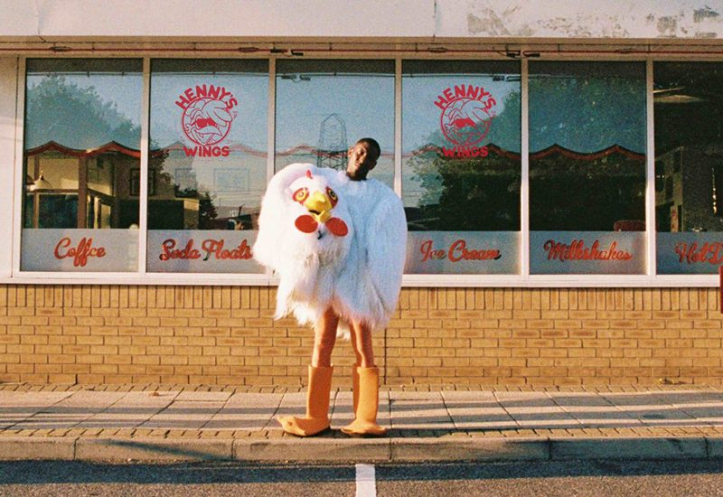Samm Henshaw – Chicken Wings